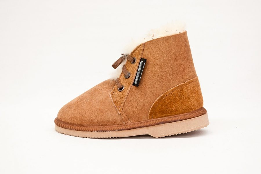 Chestnut Kids Desert Boot