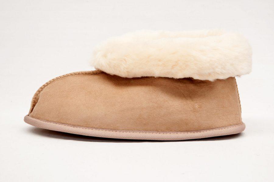 155 Sheepskin Soft Sole Slipper