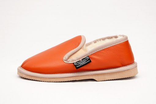 Leather Cover Loafer