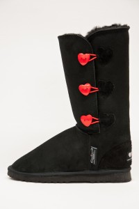43 Signature Heart Medium Boot