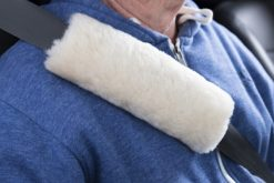 Natural Seat Belt Cover
