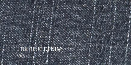 Dk blue denim