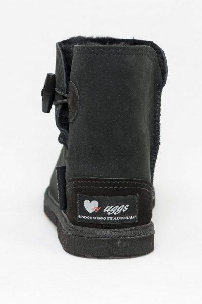 Black Micro Mini Toggle B