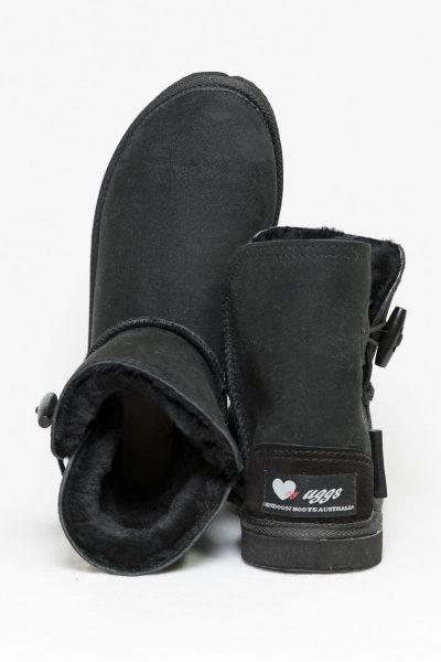 Black Micro Mini Toggle I
