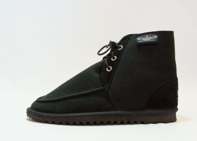 Black Cruiser Boots