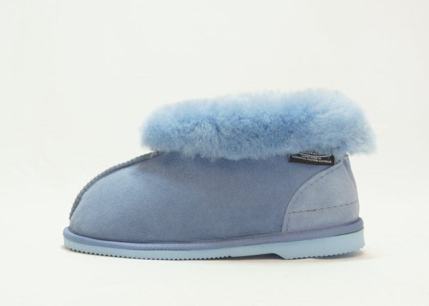 Chambray Hard sole Slippers