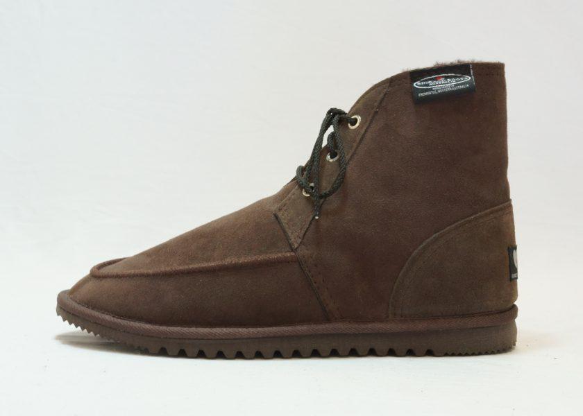 Chocolate Cruiser Boots